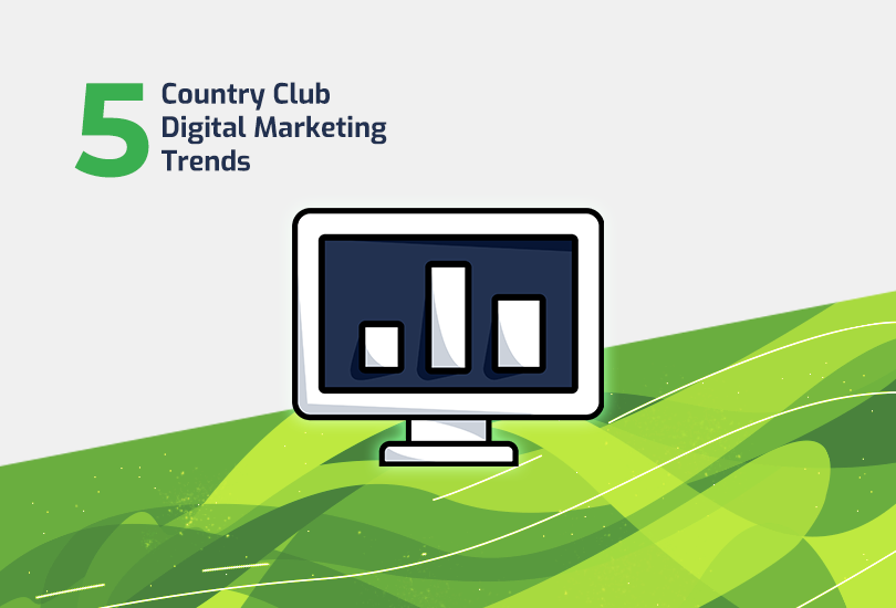 Country Club Digital Marketing Trends by Long Drive Agency