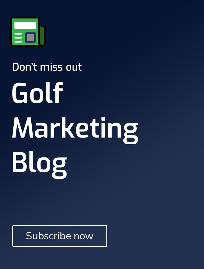 Golf Marketing Blog by Long Drive Agency
