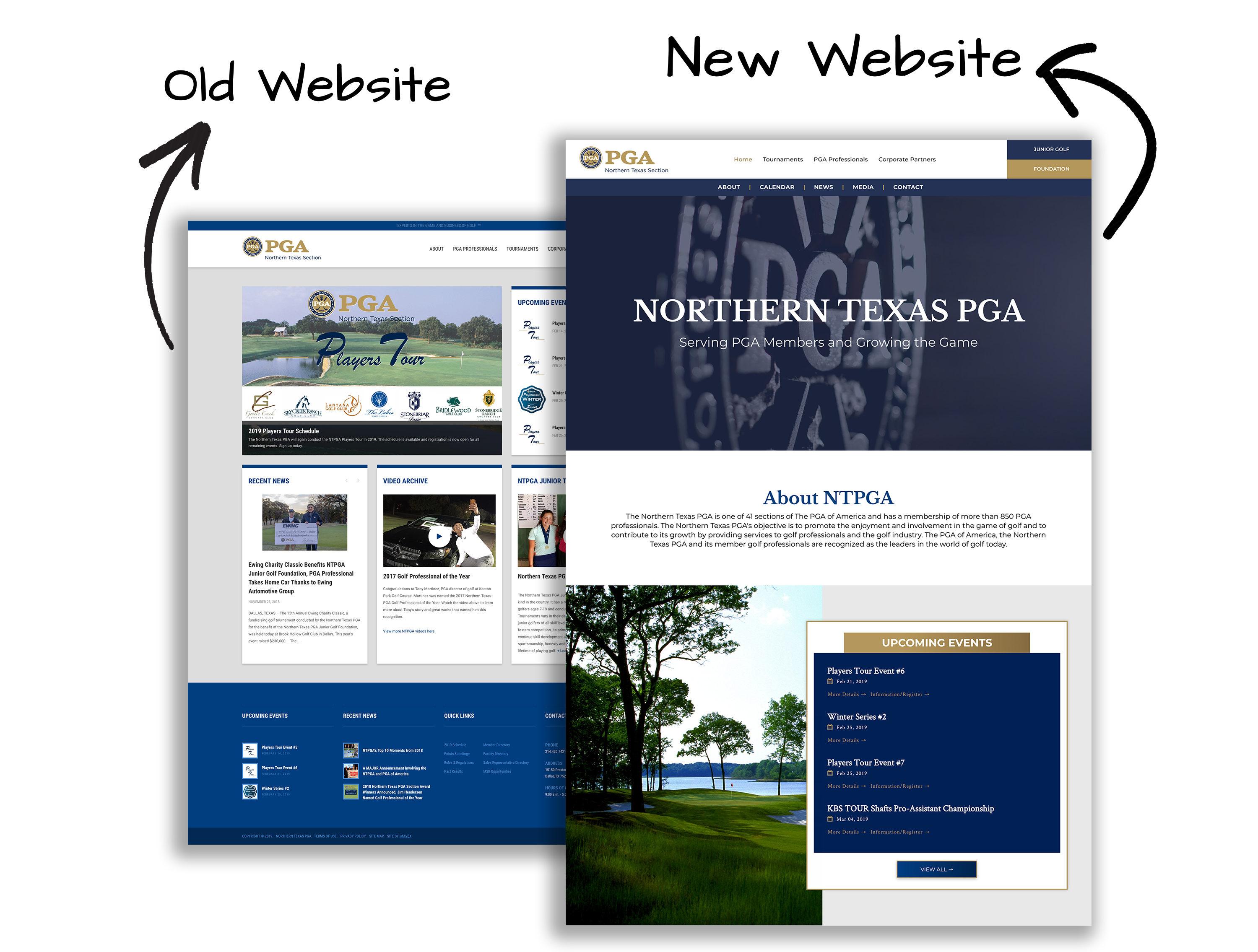 Long Drive Agency, Northern Texas PGA Partnership | NTPGA | LDA